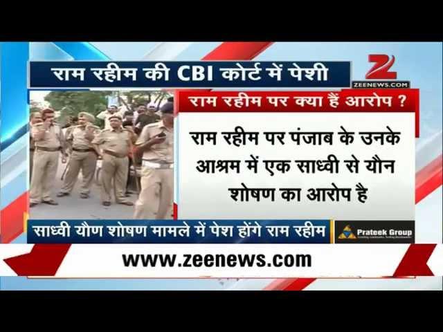 2002 rape case: Court likely to pronounce verdict against Dera chief Ram Rahim