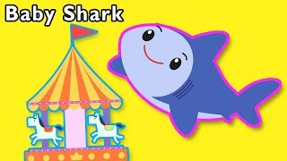 Baby Shark Carnival and More | SHARK WEEK KIDS SONGS | Baby Songs from Mother Goose Club!