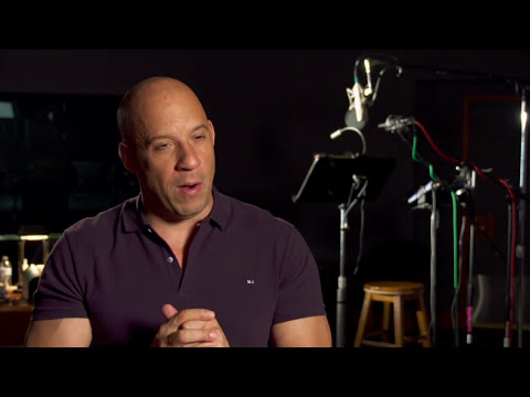 Guardians of the Galaxy: Vin Diesel Talks about Recording in Different Languages Plus More