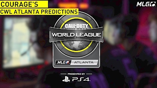 Courage's CWL Atlanta Predictions