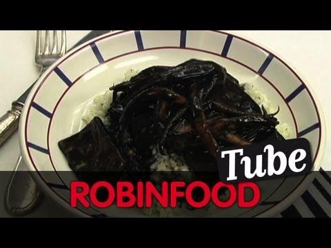 ROBINFOOD / Chipirones troceados en su tinta