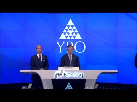 NASDAQ Closing Bell Ceremony  YPO Innovation Week