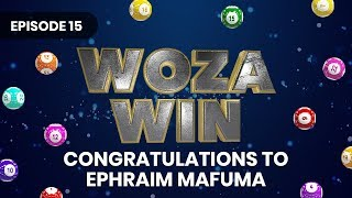 Watch Episode 15| LottoStar's Woza Win Game Show on etv
