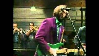 Watch Eric Clapton Hard Times video