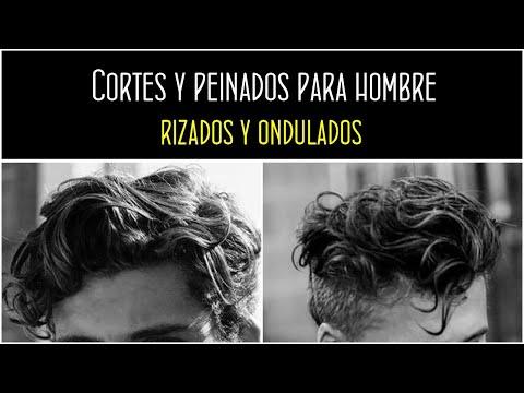 Cortes y peinados para hombres 2015: 6 peinados para cabellos rizados y ondulados. Men's Haircut