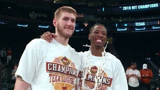 Texas Men's Basketball tops Lipscomb to win NIT Championship [April 5, 2019]