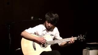 (Ulli Boegershausen) Tango - Sungha Jung (live)