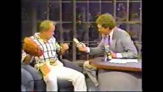 Joe Niekro talks about ball scuffing