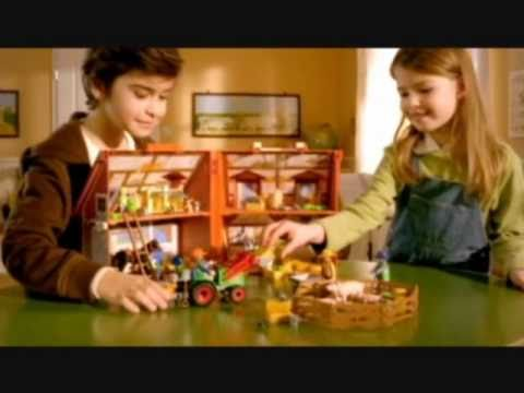 Playmobil Take Along Farm Playmobil Take Along Farm