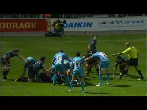 Exeter Chiefs vs Ospreys | Anglo Welsh LV=Cup Highlights - Exeter Chiefs vs Ospreys | Anglo Welsh LV