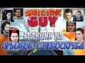Реакции Летсплейщиков на Прыжок с Небоскреба по игре Suicide Guy mp3