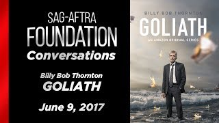 Conversations with Billy Bob Thornton of GOLIATH