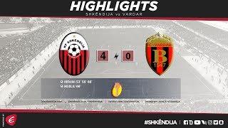 HIGHLIGHTS | Shkndija vs Vardar 4-0 agg 5-1 | CUP quarter finals 2nd LEG