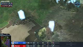 Reynor vs uThermal ZvT – Group A – WCS Challenger Europe Season 3