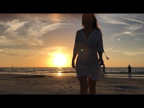 🌊 Бюджетная косметика и один из лучших пляжей США   Dasha Voice