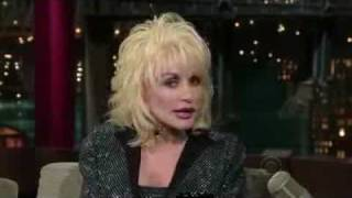 Dolly Parton - Late Show with David Letterman Part 1