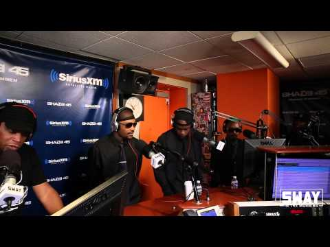 VIDEO | @HorseshoeGang Interview & Freestyle On @RealSway In The Morning