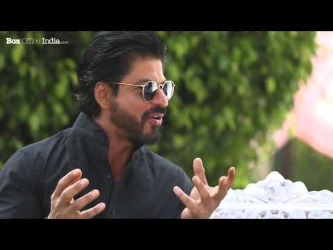 SRK's Interview With Vajir Singh Part 1 | SRK 50th Birthday | Box Office India
