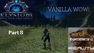 World of Warcraft Elysium Vanilla WoW Let's Play! Arms Warrior Levelling Part 8 Barrens Levelling