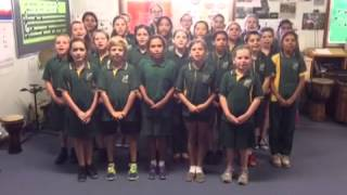 We are high 'Koala-ty' - NEPS Choir by Talisha Opalniuk