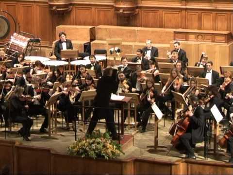 Чайковский Пётр Ильич - Сюита для оркестра №1 ре минор