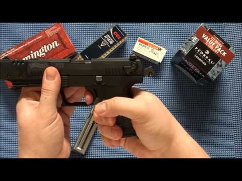 Walther P22 (Table Top Review)