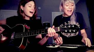Larkin Poe Bleach Blonde Bottle Blues Acoustic
