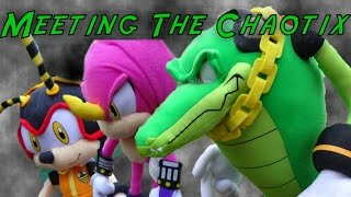 Meeting The Chaotix