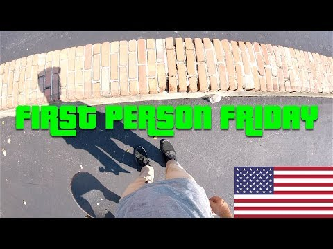 Holiday Skateboarding | First Person Friday