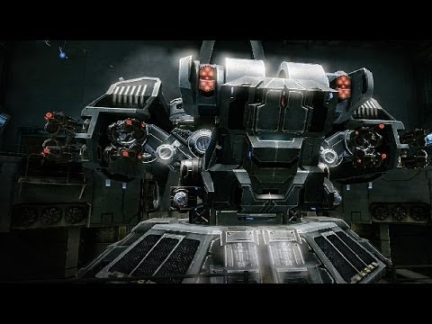 Robots Enemies Trailer