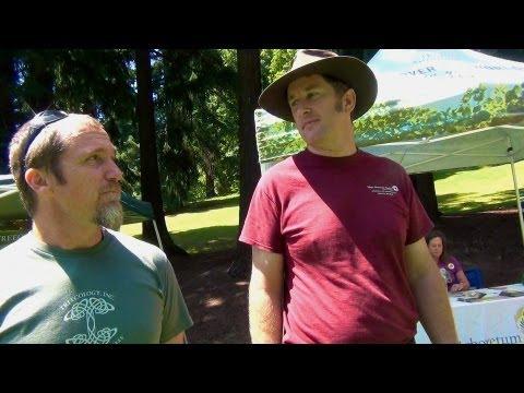 Bonus Reel - Portland Sets World Record In Tree Hugging!