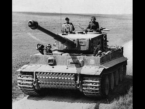 Танк Тигр Panzerkampfwagen VI «Tiger I» Ausf E