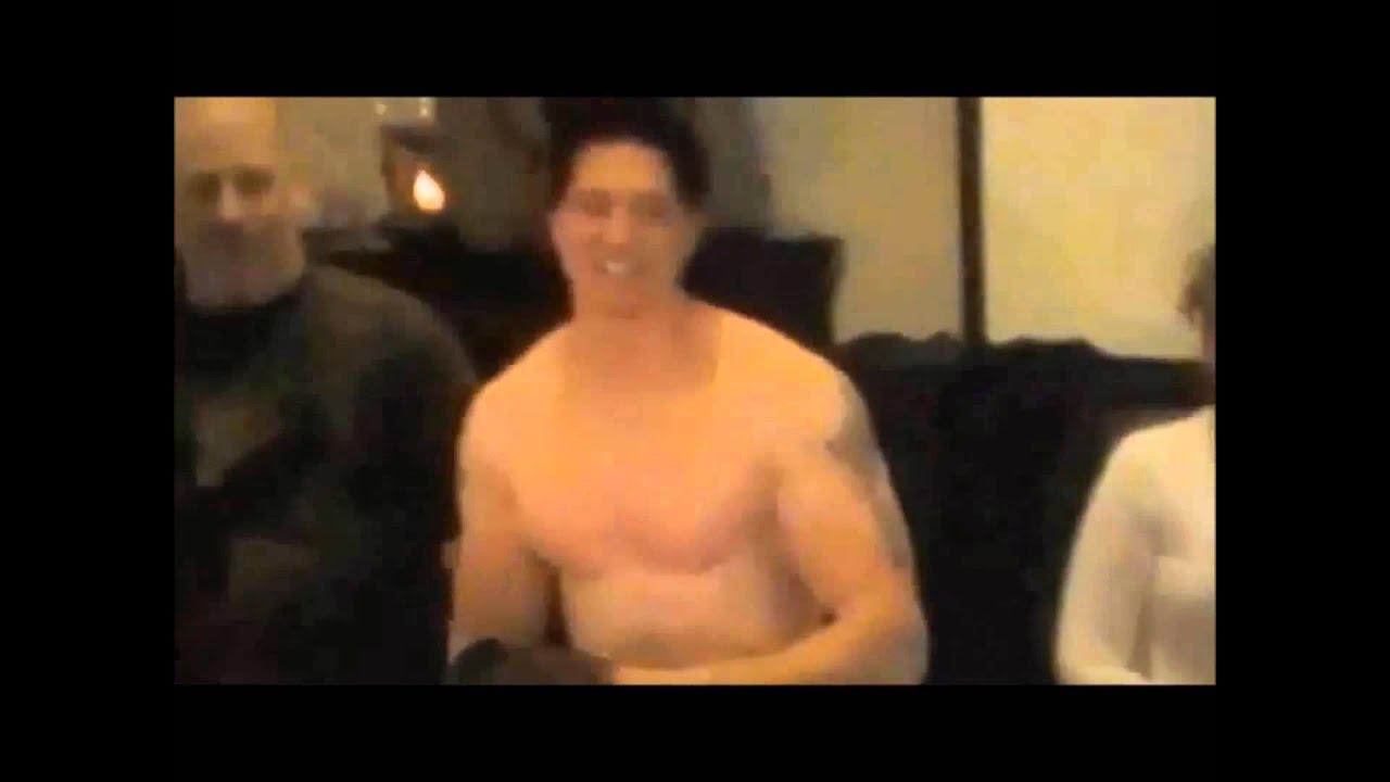 ZAK BAGANS SHIRTLESS Zak Bagans Shirtless
