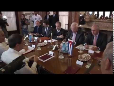 ¿Por qué Raúl Castro no recibió Ministro García-Margallo? Más allá de propaganda española