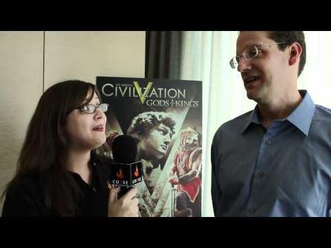 Civilization V Lead Designer Interview