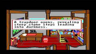Let's Play: Kings Quest 3 Part 3 (with Lucahjin)