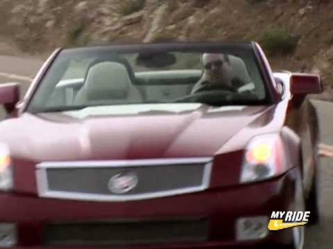 Review: 2006 Cadillac XLR-V Video