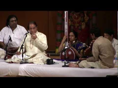 Ragam Thanam Pallavi (Part -1) by Madurai Sri T.N. Seshagopalan -- Shanmukhapriya