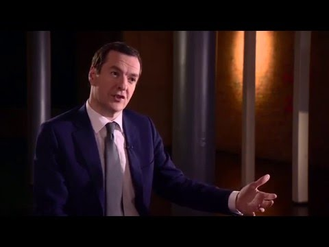 George Osborne says EU vote is 'once in a lifetime' chance - BBC Newsnight