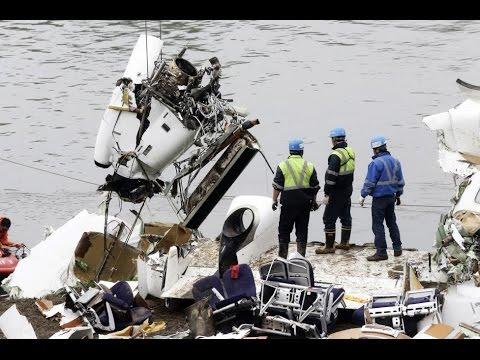 Pilot's body found still clutching joystick of crashed Taiwan plane