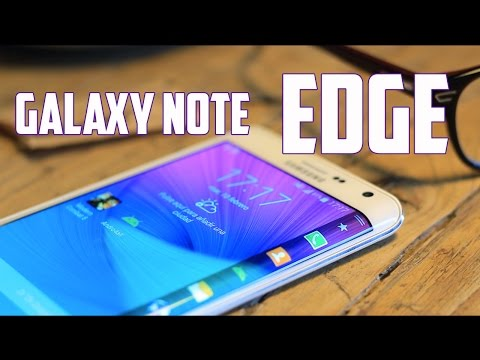 Samsung Galaxy Note Edge, Review en Espa�ol