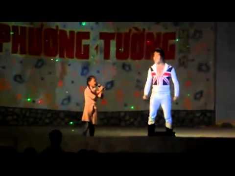 Lâm Chấn Khang hài hước cùng với Fan nhí