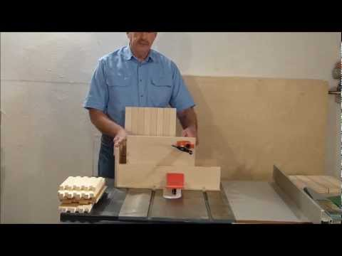 Box Joint Jig with Flippers