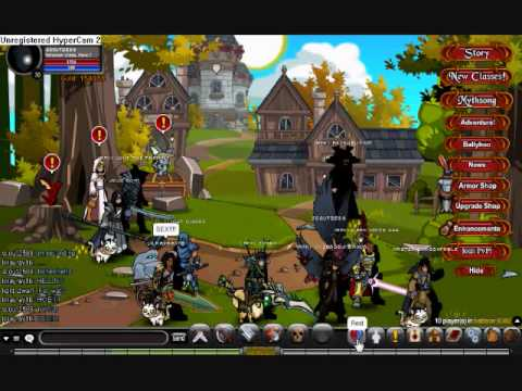 aqw hanging out in battleon-9392