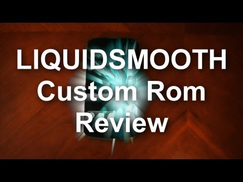 Nexus 4 - Liquidsmooth - Custom Rom  - Review