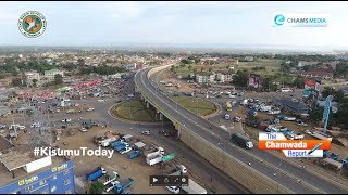 Kisumu Today: The Changing Infrastructure of the Lakeside City