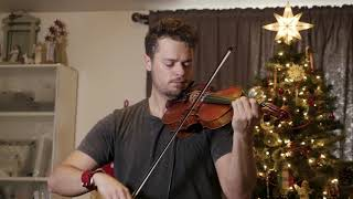 "ALL PARTS of Pachelbel ""Canon in D"" Played on Violin with Loop Pedal"