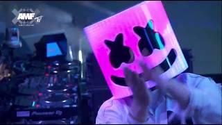 Marshmello - Alone Live @ AMF 2017