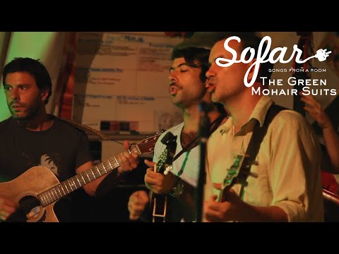 The Green Mohair Suits - End Of The World | Sofar Sydney (#281)