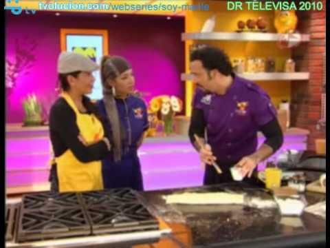 Al Sabor del Chef (1-3) - Marile y Yolanda Andrade -